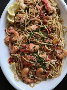Spicy Lobster and Shrimp Pasta – Inspiration for Everyday Food Made Marvelous Lobster Pasta, Seafood Pasta, Shrimp Pasta, Seafood Dishes, Romantic Dinner Recipes, Romantic Dinners, How To Cook Liver, Gluten Free Pasta, Everyday Food