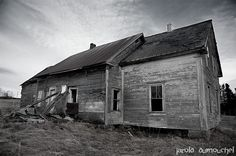 Abandonned house Canton, Construction, Architecture, Abandoned, Art Photography, Photos, House Styles, Tired, Walls