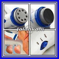 Pedi Spin - elektryczna tarka do stóp E-Sklep Prodekol ekoprodukty dla domu i ogrodu oraz 1001 drobiazgów www.prodekol.sklepna5.pl