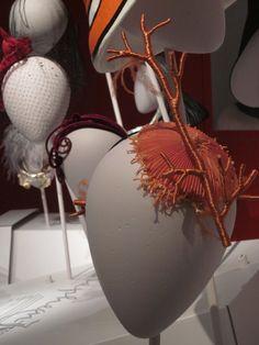 Stephen Jones, Accent of Fashion Fascinators, Headpieces, Stephen Jones, Boutique Ideas, Felt Hat, Designers, Textiles, Cosplay, Costume