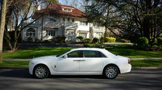 The 2013 Rolls-Royce Ghost EWB is a car Jay Gatsby would drive today.