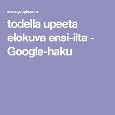 todella upeeta elokuva ensi-ilta - Google-haku