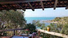 Beach cabin, Sicily