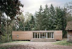 Ahrens Grabenhorst Architekten - House renovation and addition, Austria 2012. Photos (C) Klemens Ortmeyer.
