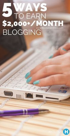 Writing articles for your own blog can be so much fun! Up until a year ago, I didn't even know you could make money by blogging. Not only am I earning close to $2,000, but I'll show you how you can do this too! www.howtoliveinth...