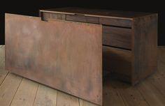 Copper Desk