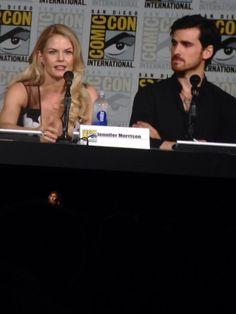 Jennifer & Colin SDCC 2015