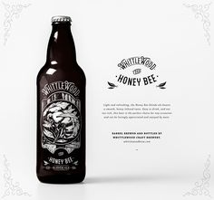 WhittleWood // Craft Brewery on Behance