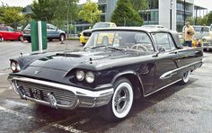 1959 Ford Thunderbird 76a Convertible (2nd Gen) 5.8L V8 Engine