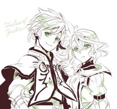 Tales of Zestiria <3