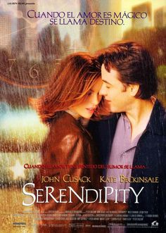 Serendipity- We lived in NYC when they filmed this, 1 block from Serendipity.