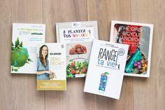 Une sélection d'ouvrages inspirants pourune vie plus simple, plus slow et plus écolo, ça vous dit ? Vous savez déjà que je suis une grande amatrice de livres de cuisinealternativeet de santé / bien-être, pour prendre soin de moi au naturel.Maisje suis aussi très intéressée par les titres «lifestyle» qui proposent des idéespour rendre notreLire la suite…
