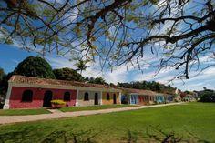 A baiana Porto Seguro tem diárias a R$ 265, em média, e é um dos 10 lugares mais procurados por viaj... - Fornecido por Viagem em Pauta