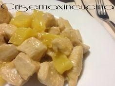 Petto di pollo con ananas, ricetta esotica
