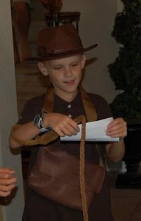 Indiana Jones Birthday Party Ideas