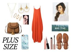 """""""plus"""" by asoles2011 ❤ liked on Polyvore featuring Aéropostale, Laura Geller, Casetify, Ettika, H&M and White House Black Market"""