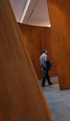 Richard Serra is back in New York City making statements in vast swaths of steel. New York Times, Ny Times, Gagosian Gallery, Richard Serra, Public Art, 3 D, Artists, Sculpture, City