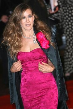 "Sarah Jessica Parker @ the London premiere of ""Did You Hear About the Morgans?"""