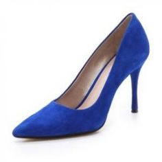 DKNY - Pointed Pumps Lidia Wave Blue - $136.50 (30% off)