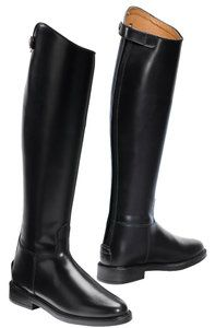 Horse Riding Boots - EQUI-THÈME leather boots