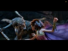 Marianne and bog king - strange magic