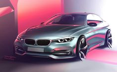 Hot BMW