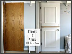 DIY Dutch Door Before & After My Altered State