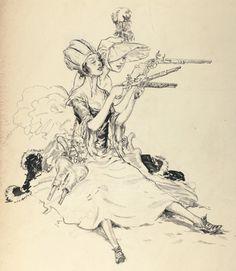 John R Neill Illustration
