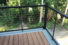 Clever Nova Ii Cable Railing Cable Railing With Aluminum Posts Staircase Handrail, Banisters, Gate Design, Deck Design, Metal Deck Railing, Banister Remodel, Propane Patio Heater, Cable Railing Systems, Paver Designs