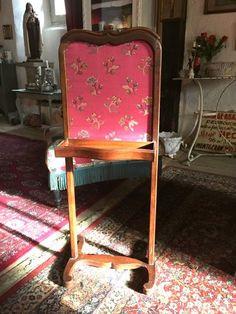 Lit ancien de style Louis XVI laqué gris/vert est en vente sur notre ...