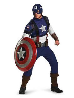 Marvel Avengers Costumes. captain america costume