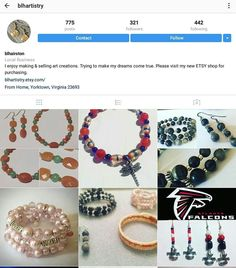 For this #igshopfeature we have the lovely hand made jewelery by @blhartistry which showcases the beautiful beaded and themed works from the etsy shop on their bio. Take a look at the shop and give this account a follow to stay up to date on new items!!! _____ If you are a shop under 1000 followers tag me on one of your photos so I can promote you in an #igshopsfeature!  _____ #igshops #etsy #etsyshop #beads #handmadegoods #creativity #art #craftylove #follow #supporttheshops #spreadthelove…
