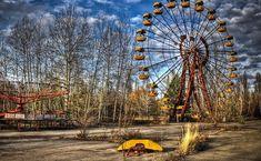 Pripyat & Chernobyl, Ukraine