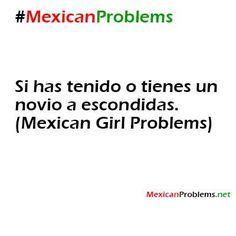 Mexican Problem #2237 - Mexican Problems