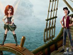 #TinkerBell und die #Piratenfee Trailer - Blogbusters #disneyfairies #piratefairy