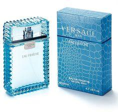 9893285e4 Man Eau Fraîche Eau de Toilette 6.7 oz. Gianni VersaceVersace  VersaceVersace PerfumeVersace FragranceFragrancesVersace ...