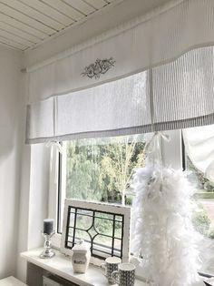 Curtain Willkommen in ***THE WHITE SUITE*** ღ RAFFROLLO gestreift ShabbY GARDINE Badezimmer Raffgardine French ღ 60 cm Breite - 35,90 Euro 80 cm Breite - 38,90 Euro 90 cm Breite - 41,90...