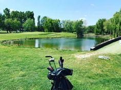 Giornata relax 😎🏌🏻⛳️🕳  #golf #sport #sportalternativi #holeinone #wilson #titliest #rivieragolfresort #18🕳