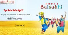 #HappyBaisakhi Hope The Harvest Season Brings Endless Joy & Happy Moments Warm Wishes on Baisakhi !!