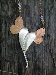 So sweet!  A Soaring heart!  I must have this!
