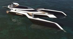 The 5 most outrageous luxury yachts concepts