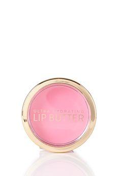 Lip butter... gotta get dem luscious lips tho