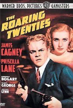 The Roaring Twenties DVD