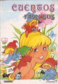 CUENTOS FAMOSOS Nº 7 - MARIA PASCUAL - RAFAEL CORTIELLA (EDICIONES SUSAETA, 1985) - Foto 1