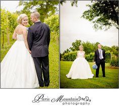 Chateau Elan Wedding Bride and Groom Paris Mountain Photography