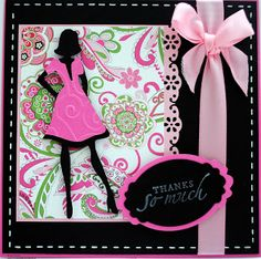 Fantabulous Cricut Challenge Blog: Scrappin' On Saturday