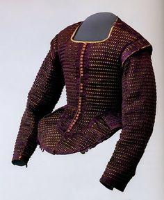 Women's jacket, 17th century, Germany.