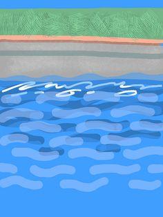 Pool 3 by Thomas Richard Berry, via Flickr