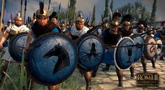 Total War: Rome II Details New Syracuse, Arevaci and Lusitani Factions http://news.softpedia.com/news/Total-War-Rome-II-Details-New-Syracuse-Arevaci-and-Lusitani-Factions-432862.shtml