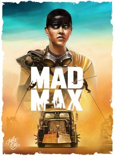 Mad Max by  Kelly Cox